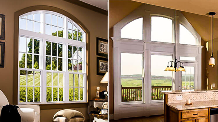 examples of home window installation